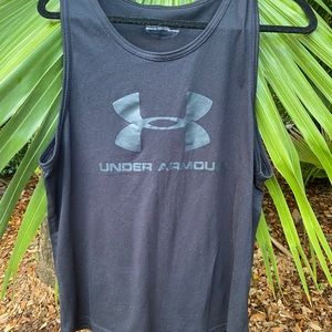 Under Armour Tank Top Size Large